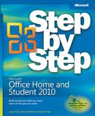 Cover of: Microsoft Office home and student 2010 step by step