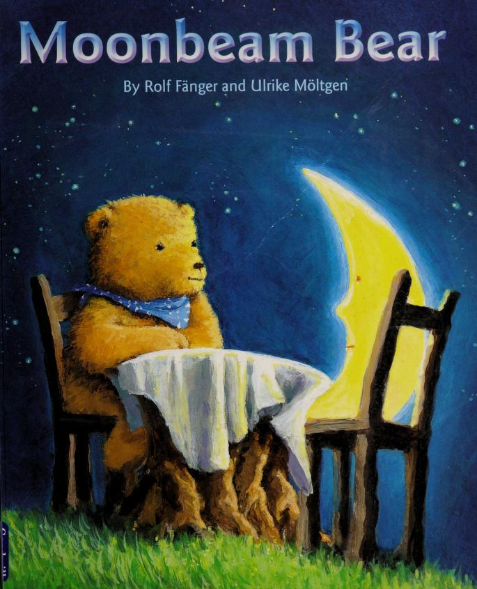 Moonbeam Bear by Rolf Fa˜nger