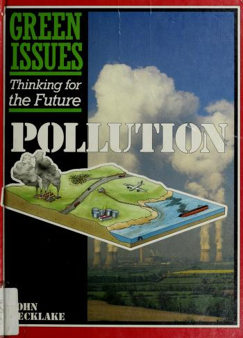 Cover of: Pollution | John Becklake
