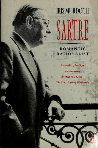 Sartre by Iris Murdoch