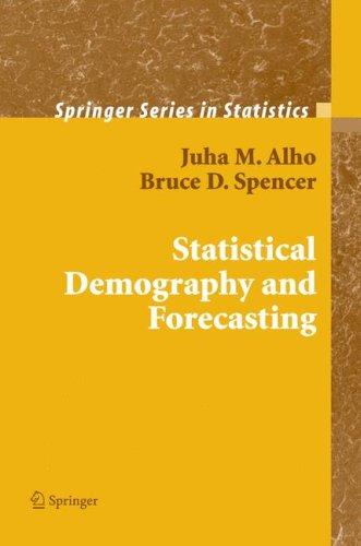 Statistical demography and forecasting by