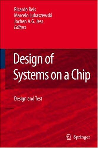 Design of systems on a chip by