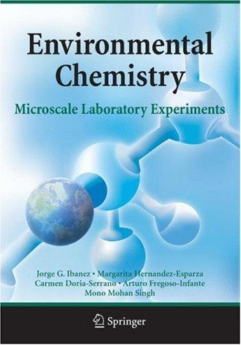 Environmental Chemistry by
