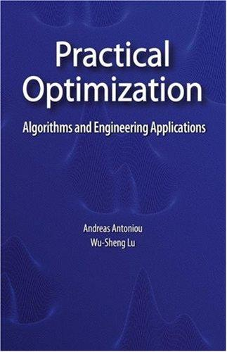 Practical optimization by