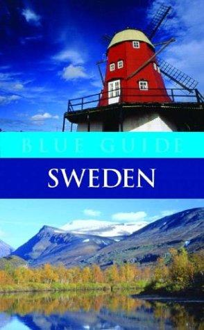 Blue Guide Sweden by Stanley Bloom
