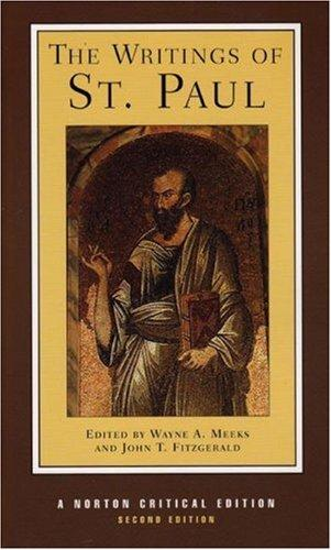 The Writings of St. Paul by St. Paul