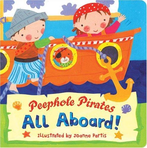 Peephole Pirates by Joanne Partis
