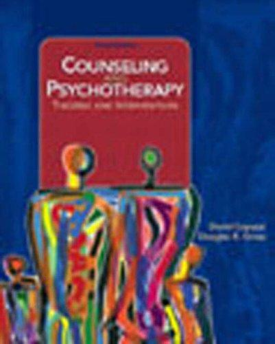 Counseling And Psychotherapy by Dave Capuzzi