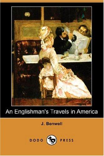 An Englishman's Travels in America (Dodo Press)