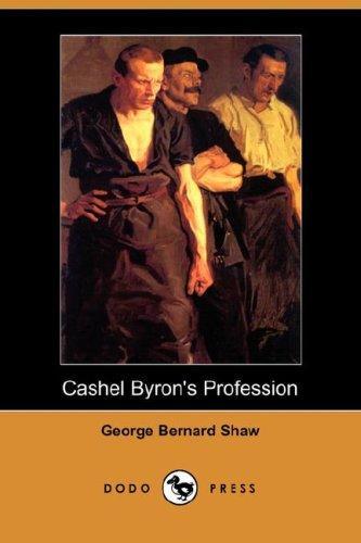 Cashel Byron's Profession (Dodo Press)