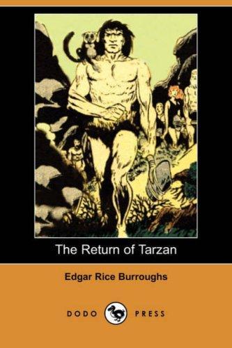The Return of Tarzan (Dodo Press)
