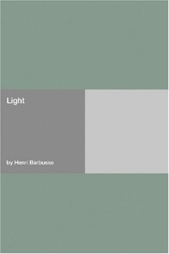 Light by Henri Barbusse
